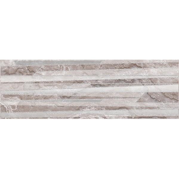 Керамический декор Ceramica Classic Marmo Tresor коричневый 17-03-15-1189-0 20х60 см керамический декор ceramica classic alcor tresor серый 17 03 06 1187 0 20х60 см