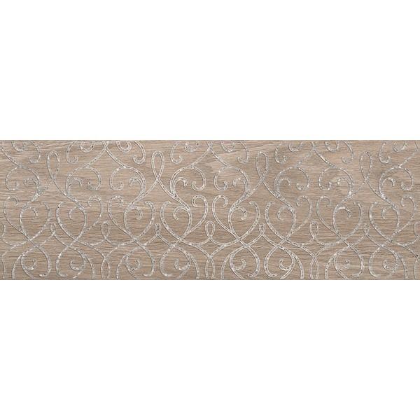 Керамический декор Ceramica Classic Envy Blast коричневый 17-03-15-1191-0 20х60 см керамический декор ceramica classic envy blast серый 17 03 06 1191 0 20х60 см