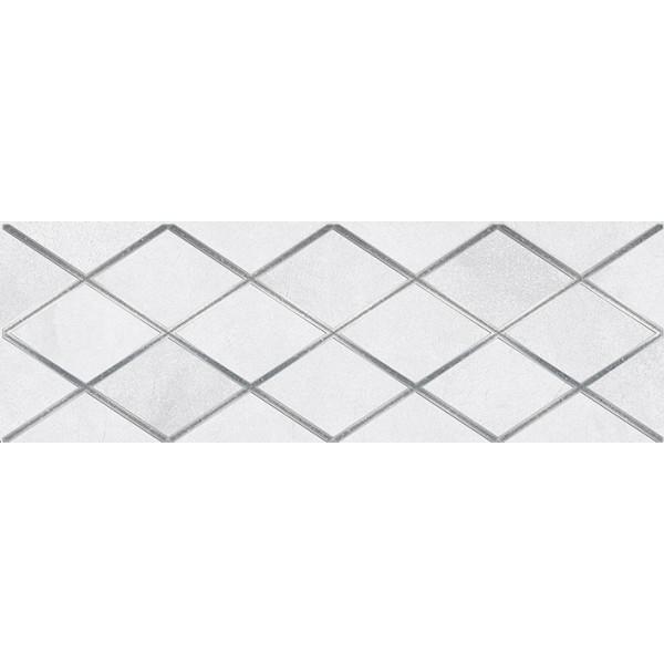 Керамический декор Ceramica Classic Mizar Attimo серый 17-05-06-1180-0 20х60 см керамический декор ceramica classic петра с 3 мя вырезами бежевый 20х60 см