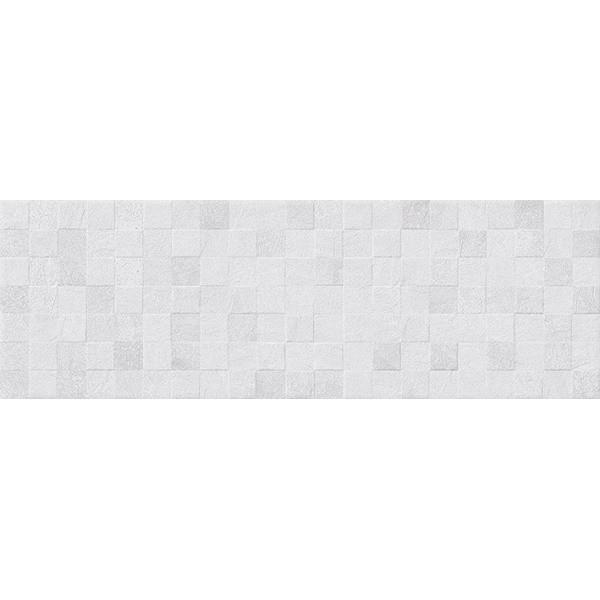 Керамическая плитка Ceramica Classic Mizar серый под мозаику 17-30-06-1182 настенная 20х60 см керамическая плитка ceramica classic alcor серый 17 01 06 1187 настенная 20х60 см