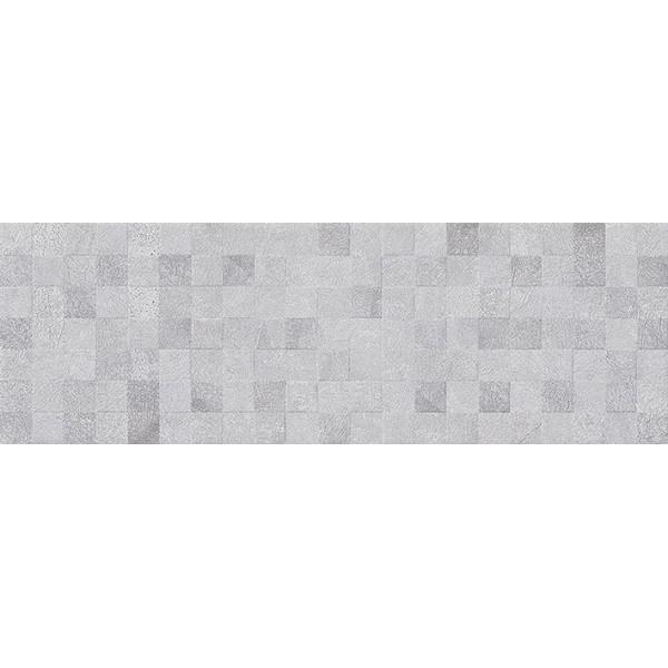 Керамическая плитка Ceramica Classic Mizar тёмно-серый под мозаику 17-31-06-1182 настенная 20х60 см
