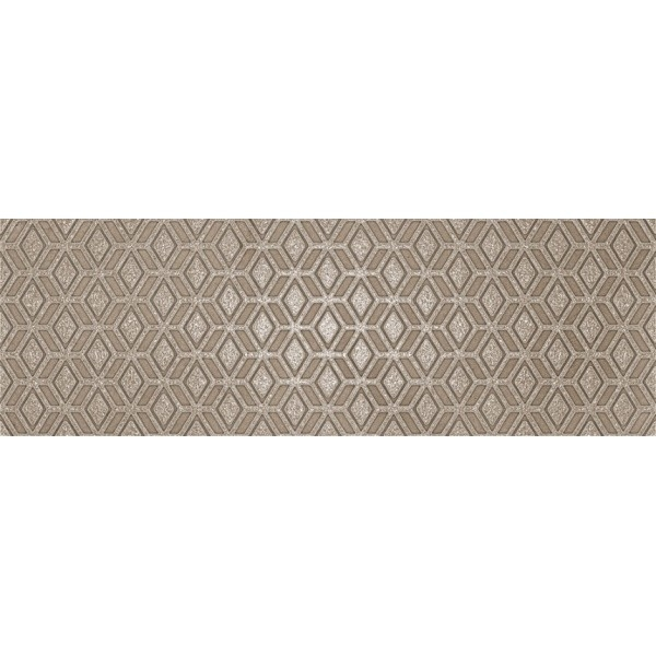 Керамический декор Lasselsberger Ceramics Голден Пэчворк геометрия 1 1664-0017 20х60 см