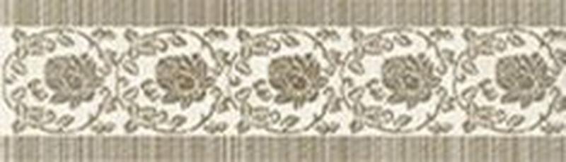 цена на Керамический бордюр Lasselsberger Ceramics Белла серый 1501-0078 6х19,8 см