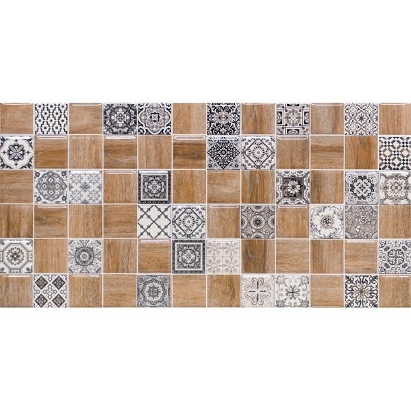 Керамический декор Lasselsberger Ceramics Астрид 3 натуральный 1041-0182/1041-0242 20х40 см