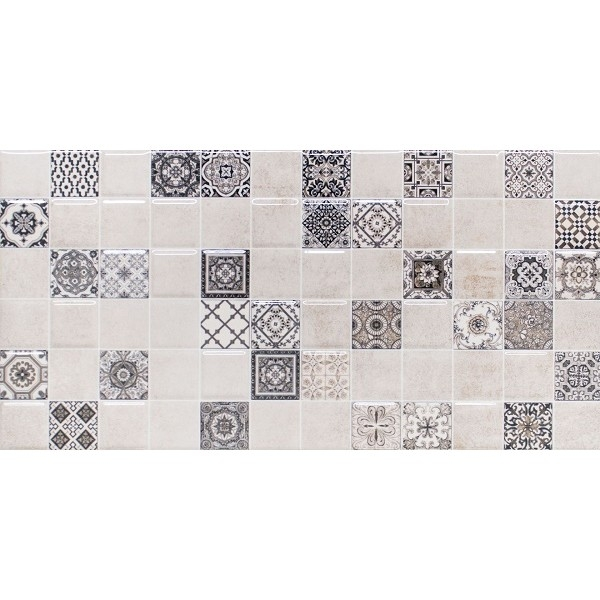 цена на Керамический декор Lasselsberger Ceramics Астрид 3 кофейный 1041-0177/1041-0237 20х40 см