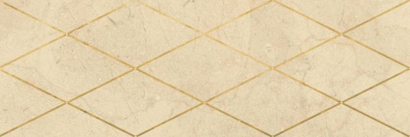 Керамический декор Lasselsberger Ceramics Миланезе дизайн Крема Римский 1664-0143 20х60 см керамический декор lasselsberger ceramics ящики 2 кит 1664 0176 20х60 см