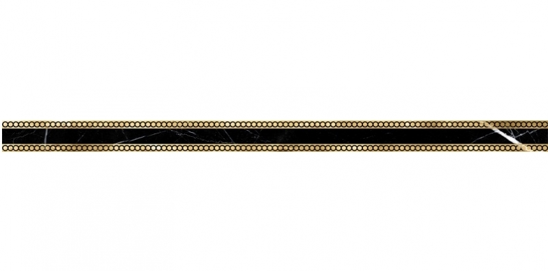 Фото - Керамический бордюр Lasselsberger Ceramics Миланезе дизайн Римский Неро 1506-0161 3,6х60 см керамогранит lasselsberger ceramics твистер геометрия бежевый 6046 0161 45х45 см