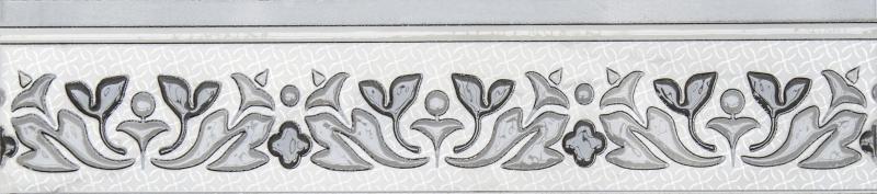 Керамический бордюр Lasselsberger Ceramics Бьянка Каррара белый 3604-0112 10х45 см стоимость