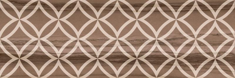 Керамический декор Lasselsberger Ceramics Модерн Марбл 1 темный 1664-0031 20х60 см
