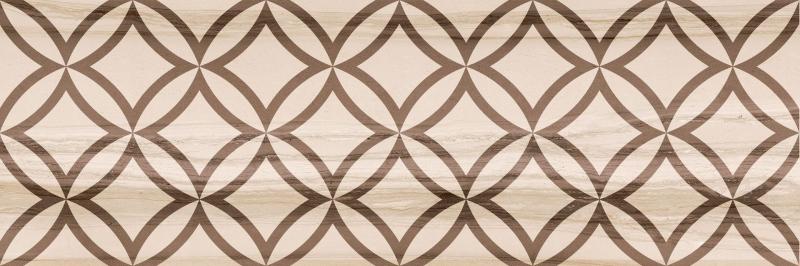 Керамический декор Lasselsberger Ceramics Модерн Марбл 1 светлый 1664-0030 20х60 см