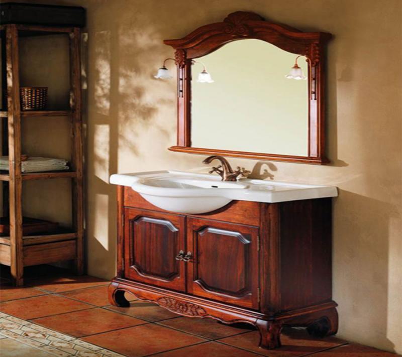 GM 10-08 коричневыйМебель для ванной<br>Мебель для ванной комнаты Godi GM 10-08.<br>
