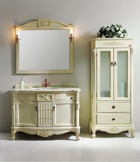 GM 10-16 Слоновая костьМебель для ванной<br>Мебель для ванной комнаты Godi GM 10-16. В комплектацию входят: тумба, раковина, столешница, зеркало. Комплект можно дополнить пеналом Godi GM 10-30<br>