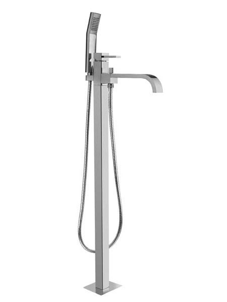 Смеситель для ванны Bugnatese Inside 9260 CR (хром) цена