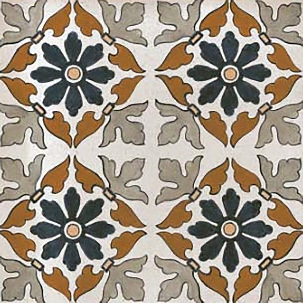Керамическая вставка Lasselsberger Ceramics Сиена 5 универсальный 3603-0089 9,5х9,5 см цена
