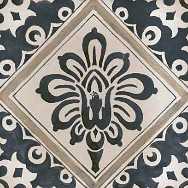 Керамическая вставка Lasselsberger Ceramics Сиена 2 универсальный 3603-0086 9,5х9,5 см