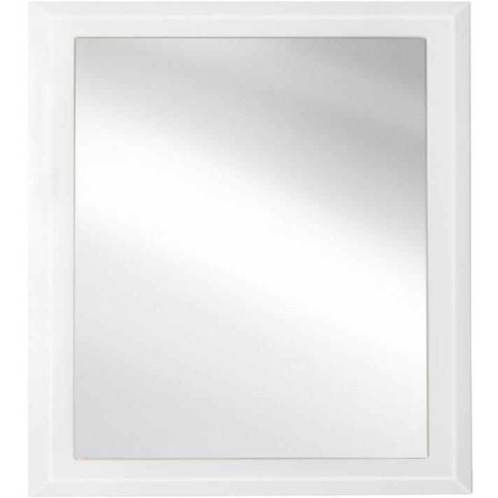 Зеркало Style Line Лотос 80 Люкс СС-00000387 Белое