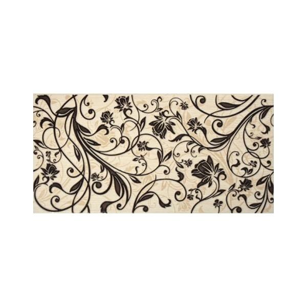 Керамический декор Lasselsberger Ceramics Эдем Кураж 3 1641-0056 19,8х39,8 см