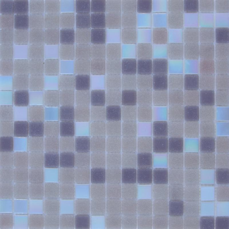Стеклянная мозаика Orro Mosaic Classic Stone Gray V-1711 32,7х32,7 см