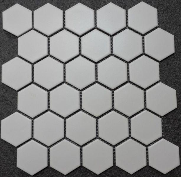 Керамическая мозаика Orro Mosaic Ceramic White Gamma 27,2х28,2 см