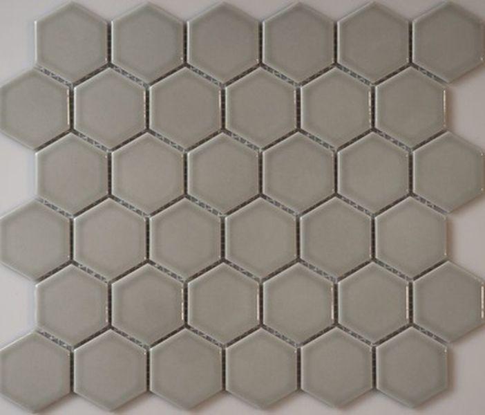 цена на Керамическая мозаика Orro Mosaic Ceramic Gray Gamma 28,1х32,5 см