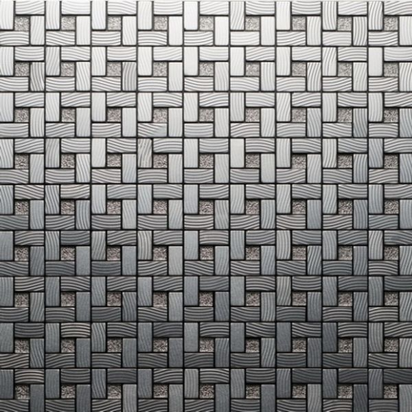 Мозаика Orro Mosaic Metal Zarina VIII металлическая 30х30 см