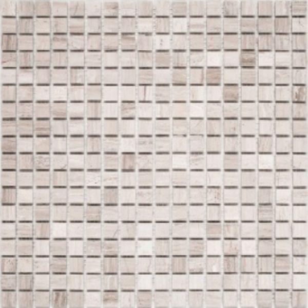 Каменная мозаика Orro Mosaic Stone Wood Vien Pol. 4мм 30,5х30,5 см каменная мозаика orro mosaic stone rovena green 25х33 5 см