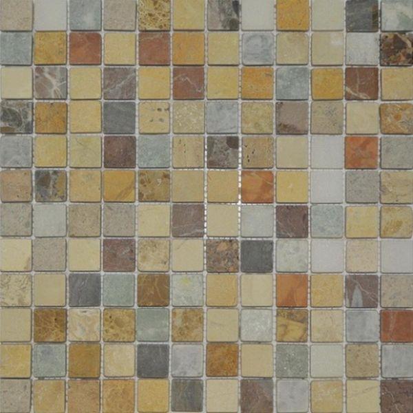 Каменная мозаика Orro Mosaic Stone Moses Tum. 30,5х30,5 см каменная мозаика orro mosaic stone rovena green 25х33 5 см