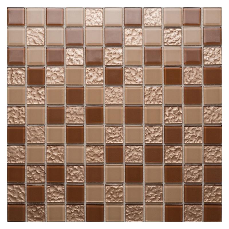 Стеклянная мозаика Orro Mosaic Cristal Desert Sun 29,5х29,5 см стеклянная мозаика orro mosaic cristal aquifer 4 мм 29 5х29 5 см
