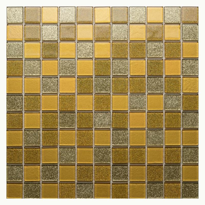 Стеклянная мозаика Orro Mosaic Cristal Chik 29,5х29,5 см стеклянная мозаика orro mosaic cristal aquifer 4 мм 29 5х29 5 см