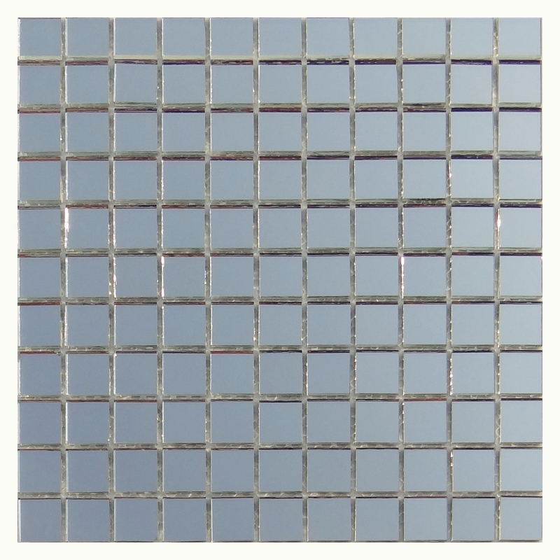 Стеклянная мозаика Orro Mosaic Cristal Mirror 1 29,5х29,5 см стеклянная мозаика orro mosaic cristal silver night 29 5х29 5 см