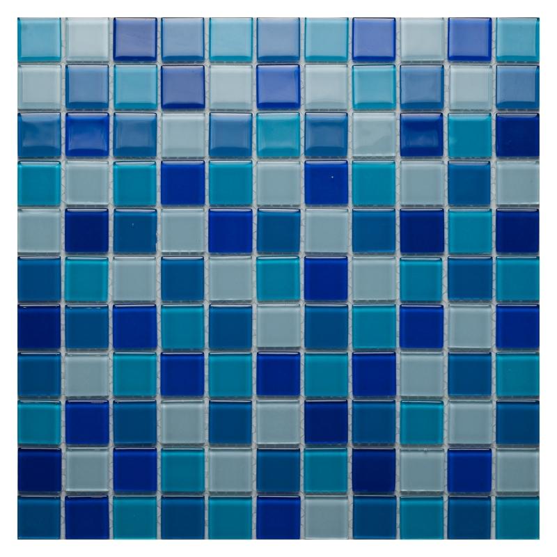 Стеклянная мозаика Orro Mosaic Cristal Kaskad 29,5х29,5 см стеклянная мозаика orro mosaic cristal aquifer 4 мм 29 5х29 5 см