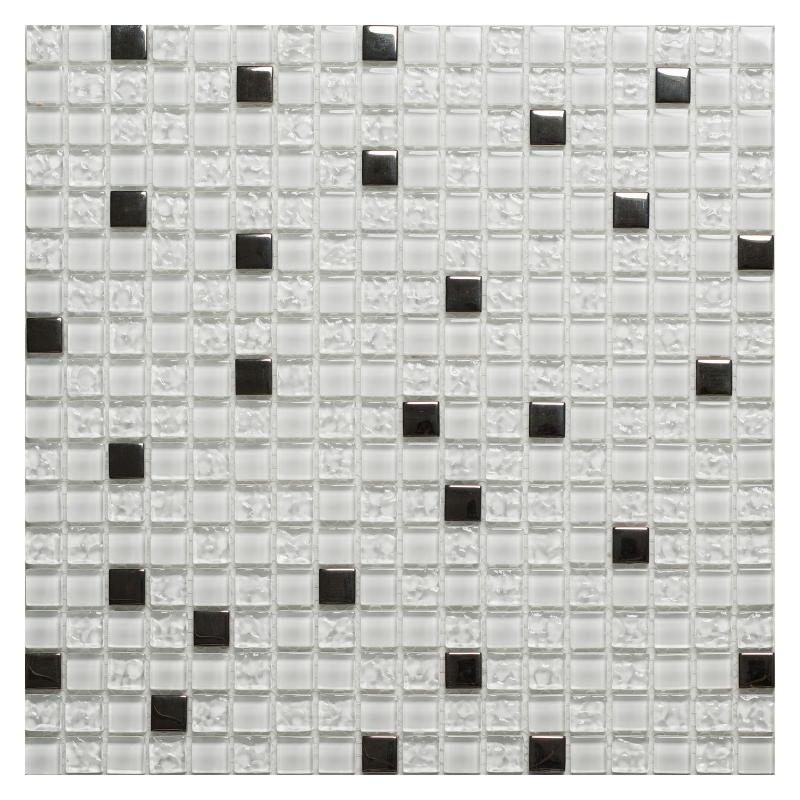 цена Стеклянная мозаика Orro Mosaic Glass Fianit 30х30 см онлайн в 2017 году