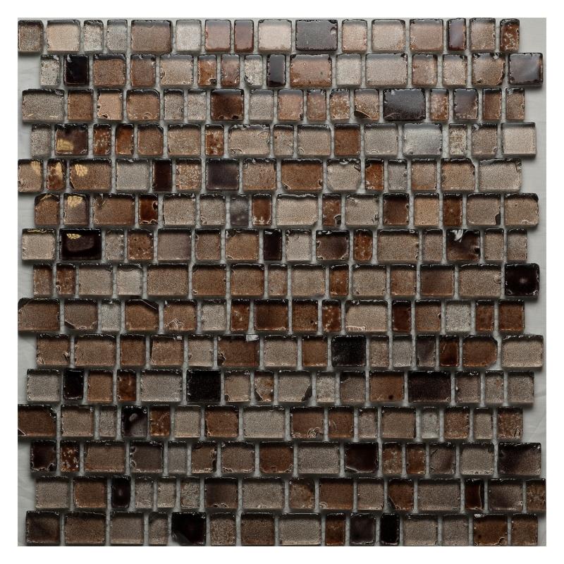Стеклянная мозаика Orro Mosaic Glass Efes Dark 30,9х30,9 см anadolu efes fc bayern munich
