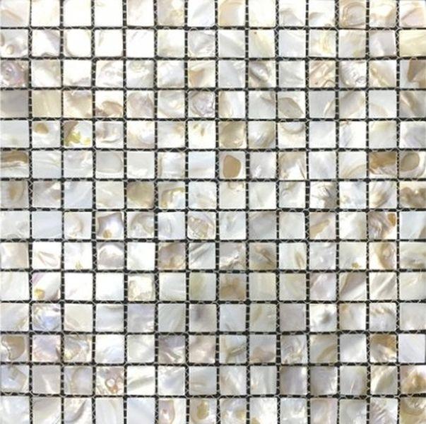 Стеклянная мозаика Orro Mosaic Glass Sun Shell 30х30 см