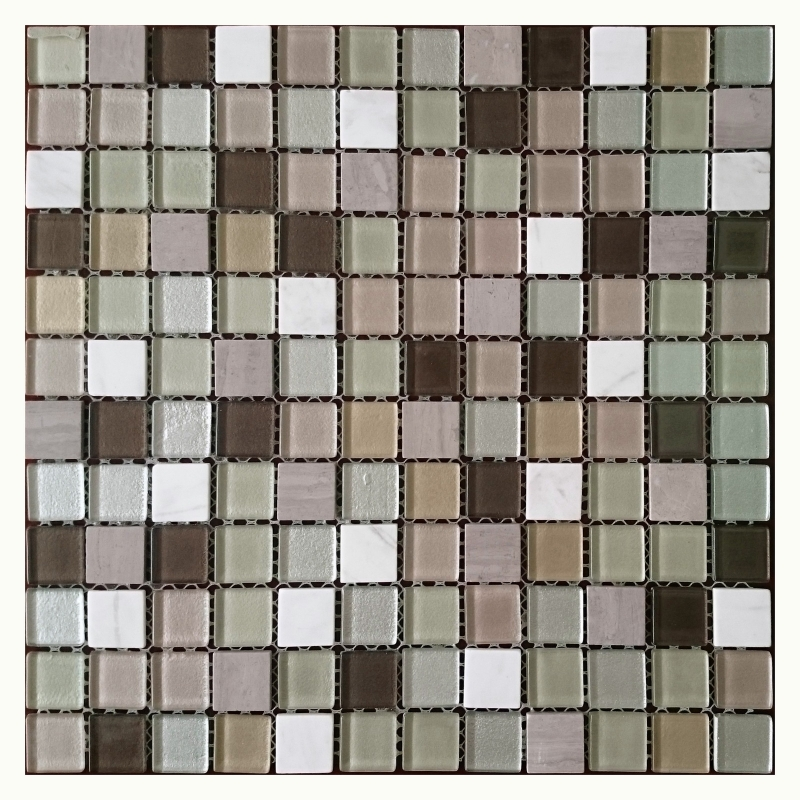 Мозаика Orro Mosaic Glasstone Decan стекло+камень 30х30 см мозаика orro mosaic glasstone decan стекло камень 30х30 см