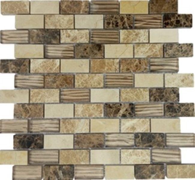 Мозаика Orro Mosaic Glasstone Astoria Brown стекло+камень 30х30 см мозаика orro mosaic glasstone arabica стекло камень 30х30 см