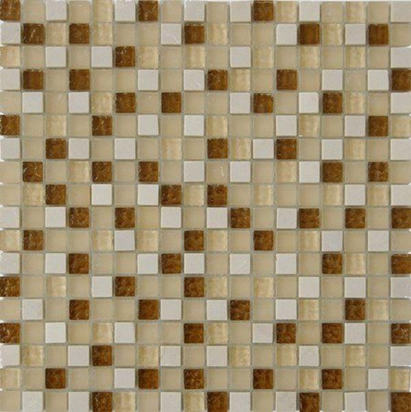 Мозаика Orro Mosaic Glasstone Amber стекло+камень 30х30 см мозаика orro mosaic glasstone decan стекло камень 30х30 см