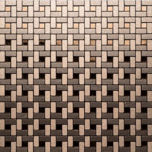 Мозаика Orro Mosaic Metal Zarina VII металлическая 30х30 см