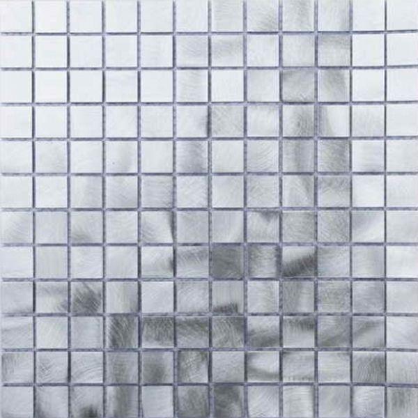 Мозаика Orro Mosaic Metal Steel 23 металлическая 30х30 см