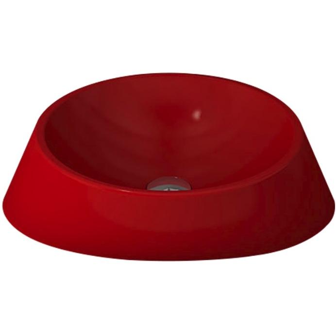Раковина-чаша Bocchi Venezia 55 1010 Красная глянцевая