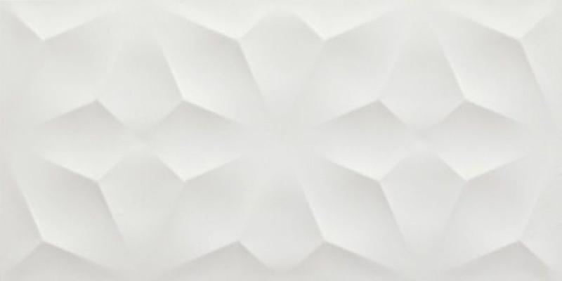 Atlas Concorde 3D Wall 8DDI Diamond White Matt. настенная 40х80 см