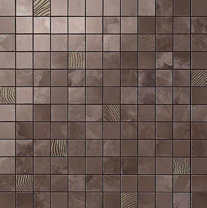 Керамическая мозаика Atlas Concorde Russia Supernova Onyx Black Agate 600110000200 30,5х30,5 см
