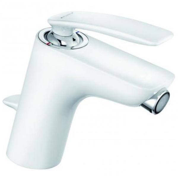 Купить Смеситель для биде, Balance 522169175 Белый Хром, Kludi, Германия