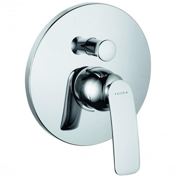 Купить Смеситель для ванны, Balance 526570575 Хром, Kludi, Германия