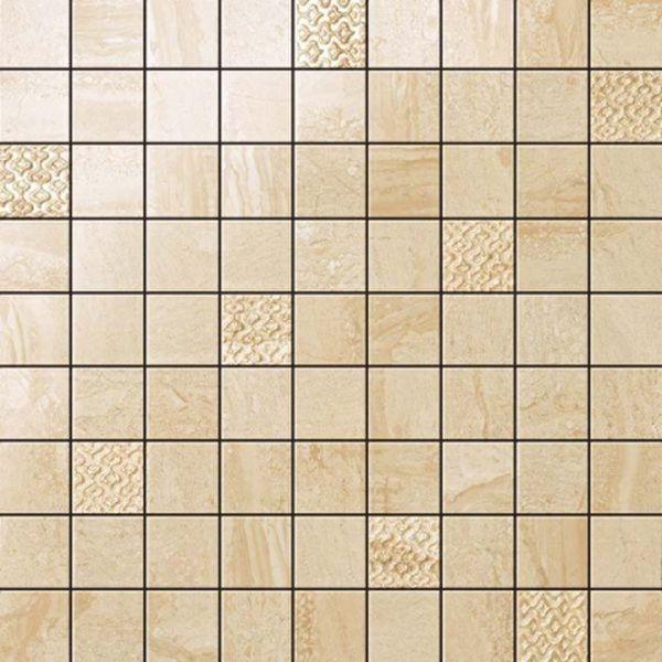 Керамическая мозаика Atlas Concorde Russia Suprema Desert Mosaic 600110000056 30х30 см декор керамический atlas concorde suprema cameo 85х85 мм