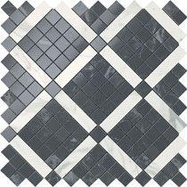 Atlas Concorde Marvel Pro 9MVH Noir Mix Diagonal Mosaic 27,5х27,5 см
