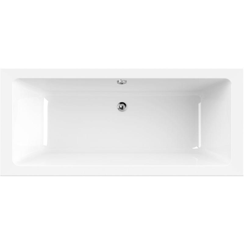 Акриловая ванна Cezares Plane Mini 160x70 Белая