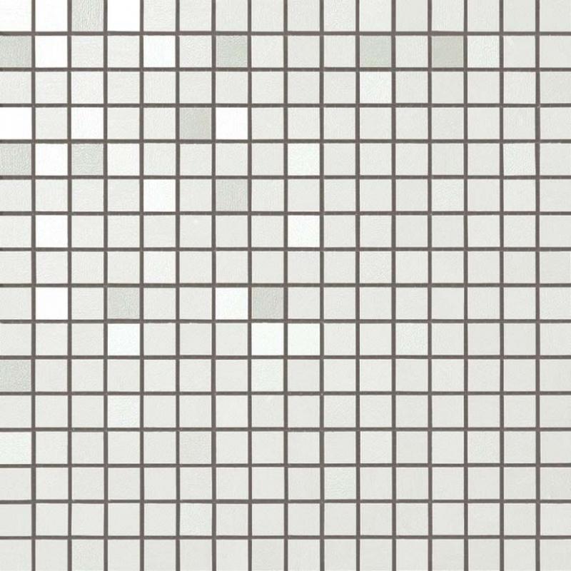 Купить Керамическая мозаика, Mek Light mosaico Q wall 30, 5х30, 5 см, Atlas Concorde, Италия