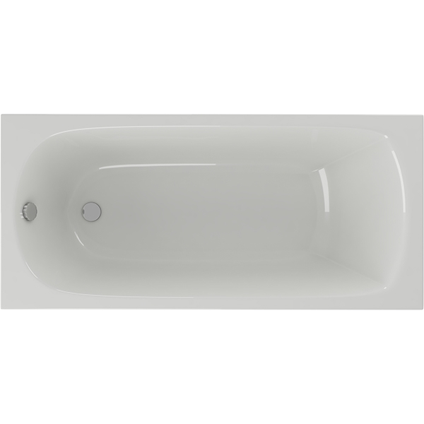 Акриловая ванна Акватек Eco Friendly Ника 170x75 без гидромассажа