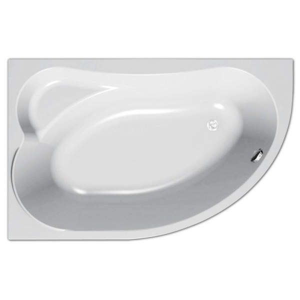 Акриловая ванна Kolpa San Voice 150x95 R Basis акриловая ванна kolpa san voice quat 150x95 r air